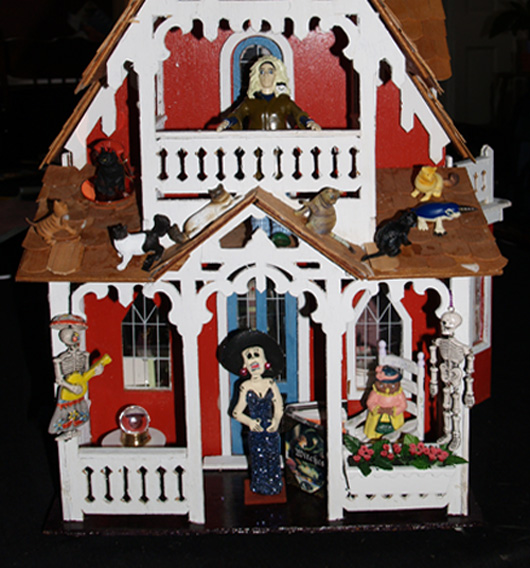The Salem Haunted Doll House
