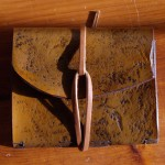 leather handmade notebook